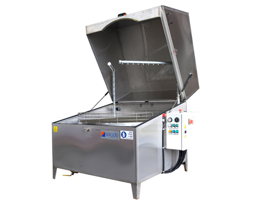 CABINET PARTS WASHER WITH BASKET UP TO 350 kg